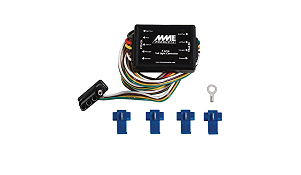 MME Products PL100RX Wire Heavy Duty Relay Converter