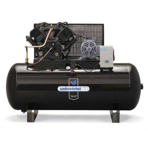 Industrial Air IH9919946 120-Gallon Air Compressor, 2-Stage