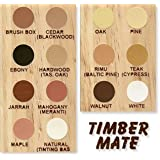 Timber Mate Wood Filler, Walnut, 1 Quart by Timbermate