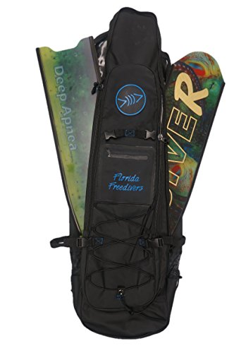 Florida Freedivers Longfin Backpack with Insulated Cooler Compartment