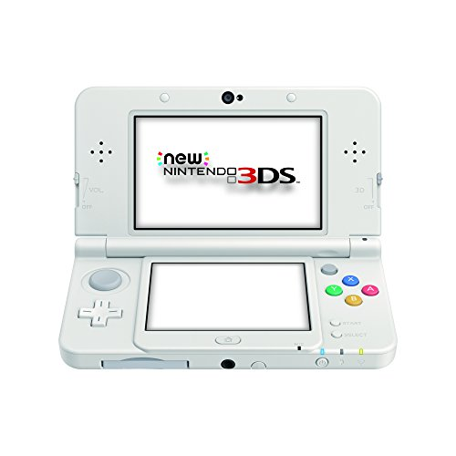 41KYoyK5ISL - Nintendo New 3DS - Pokemon 20th Anniversary Edition [Discontinued]