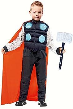 Disfraz de Héroe Trueno para Niño (2-4 años): Amazon.es: Juguetes ...
