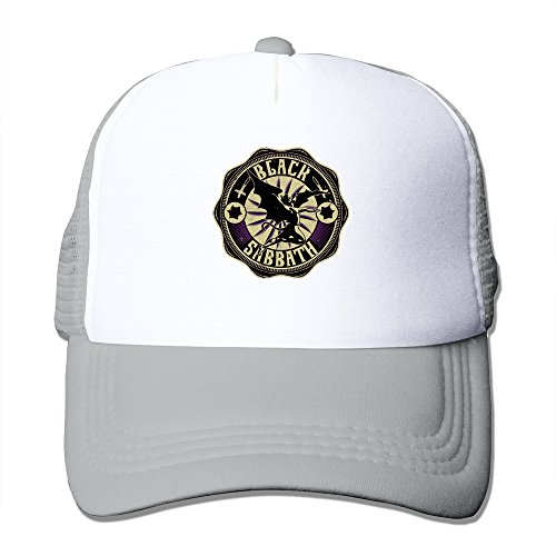 Black Sabbath Band Sabotage Mesh Adjustable Caps Cool Baseball Caps Adjustable Snapback Hats