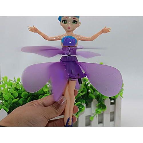70off Hotstype Flying Fairy Doll Kids Flutterbye Flower Fairies