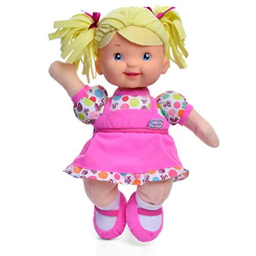 Babys First Little TALKER 12 Machine Washable Talking Soft Body Baby Doll for Boys and Girls 12 Months+