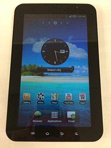 Samsung Galaxy Tab SCH-i800 for Verizon (CDMA) 3G Network 7inch (Samsung Galaxy Tab S 3g)