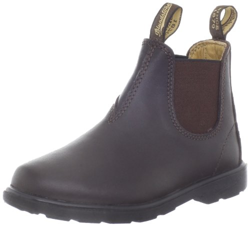 Price comparison product image Blundstone 530 Pull-On Chelsea Boot (Infant/Toddler/Little Kid/Big Kid), Brown, 9 AU(10-10.5 M US Toddler)