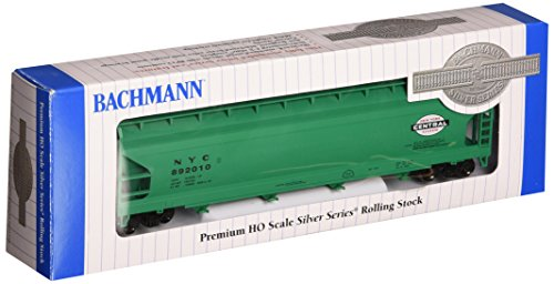 Bachmann Trains New York Central-Jade Green 56' Acf Center-Flow Hopper-Ho Scale
