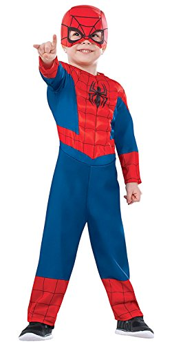 Rubie's Costume Co Dlx Ultimate Spider-Man Costume by Rubie's Costume Co. (Image #1)