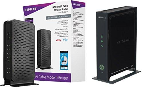 NETGEAR Cable Modem Router Extender