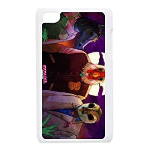 iPod Touch 4 Case White Hotline Miami 2 Wrong Number 10 SUX_866350