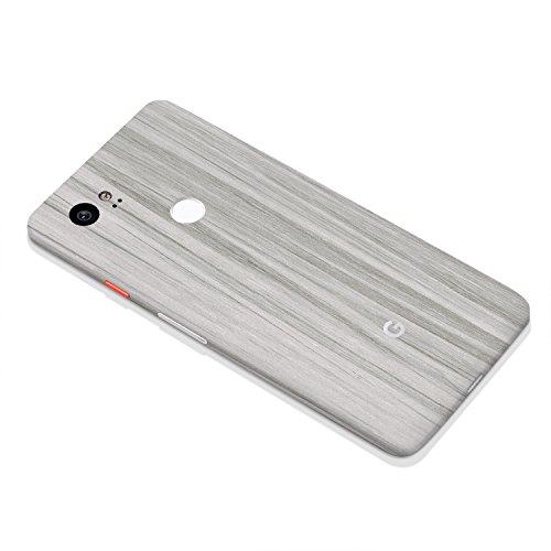 7 Layer Skinz Custom Skin Wrap for Google Pixel 2 XL (Light Redwood)