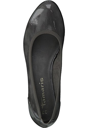Tamaris 1-22304-29/209 Damen Pumps Anthracite Patent