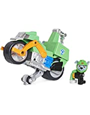 Paw Patrol, Moto Pups Zuma's Deluxe Pull Back Motorcycle Vehicle
