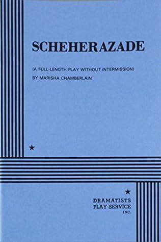 book cover of Scheherazade.