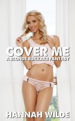 blonde bukkake