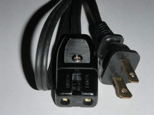 Decanter 64 Oz Black Coffee (Farberware 134 134B Percolator Power Cord 2 Pin 24