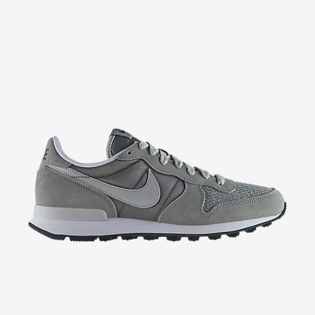 los angeles 5251b ad698 NIKE INTERNATIONALIST Baskets Homme 631754-005-43-9.5 Gris  Amazon.co.uk   Shoes   Bags