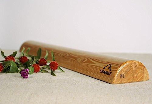 Semicircular Yoga Block by MadeHeart | Buy handmade goods