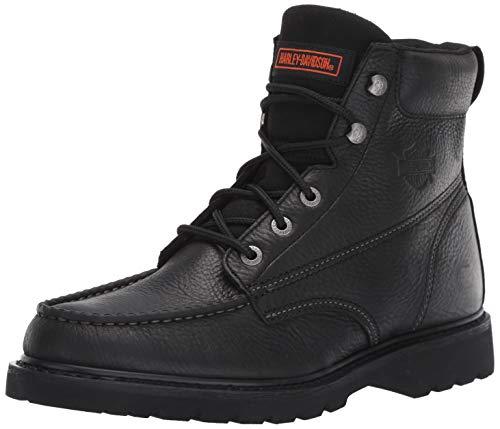 Harley-Davidson Men's Markston Sneaker Black 11.0 M US