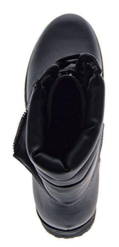 Boots Women's Black Boots Scandi Scandi Women's 41HWZnZ