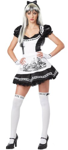 Dark Alice Teen/Junior Costume Accessory - Teen Large (Dark Alice Wonderland Costumes)