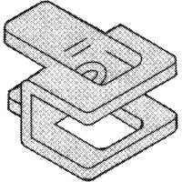 Plywood Clip 5/8in Galv Steel