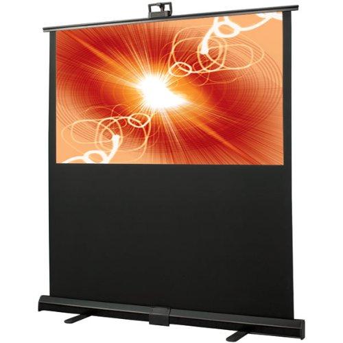 "Price comparison product image Piper Matte White Portable Projection Screen Viewing Area: 60"" diagonal"