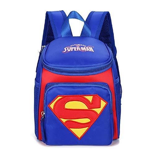 Kids cartoon backpack toddler waterproof school bags for kindergarten for baby boys girls 1-3 years