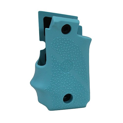 Hogue 38004 Sig P238 Grips, with Finger Grooves, Aqua for sale  Delivered anywhere in USA