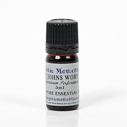 Mystic Moments St John'S Wort Essential Oil 5Ml 100% Pure