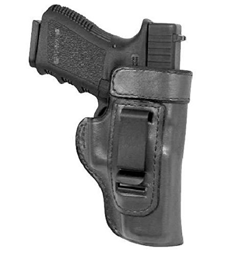 Don Hume Clip On Holster Glock 43 RH Black