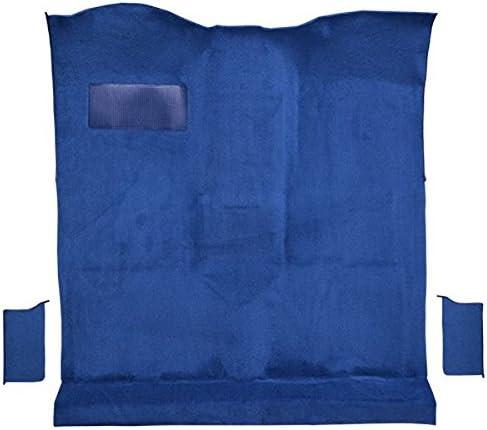 2 WD Passenger Area 501-Black 80//20 Loop ACC Replacement Carpet Kit for 1973 Chevrolet Blazer
