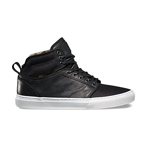 Vans Alomar Plus Fish Bones Skate and Fashion Shoe Black Tk8EF