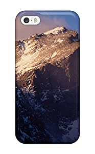 Colleen Otto Edward's Shop 8149203K98335844 Case Cover Protector For Iphone 5/5s Mountain Landscape Case