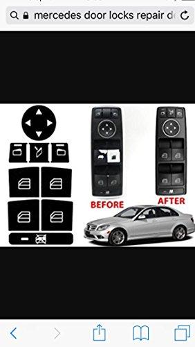 Mercedes Benz Door Lock Repair Kit For Most C-Class E-Class GLK-Class W-Class and Other Fine Automobiles