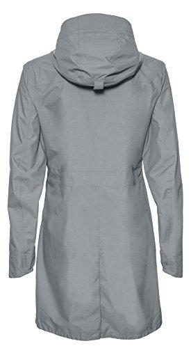 VAUDE Jacke Women's Kapsiki Coat - Chaqueta para mujer Pigeon Grey