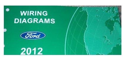 2012 Wiring - 2012 FORD FOCUS Electrical Wiring Diagram Service Shop REPAIR Manual EWD 2012