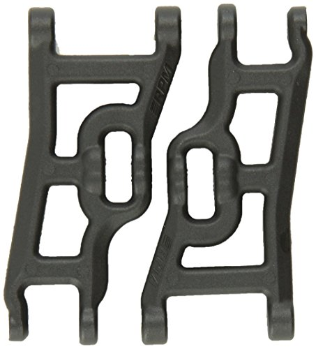 RPM 80242 Front A-Arms Black Monster Jam/Rustler/Stampede/Slash (2) Black