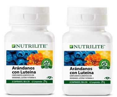 Arándanos con Luteína una combinación especial de arándanos, luteína ...