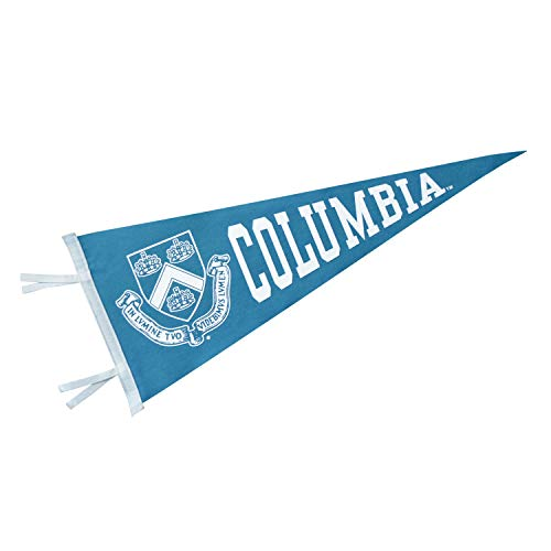 Columbia University Lions Pennant, Full-Size, 12