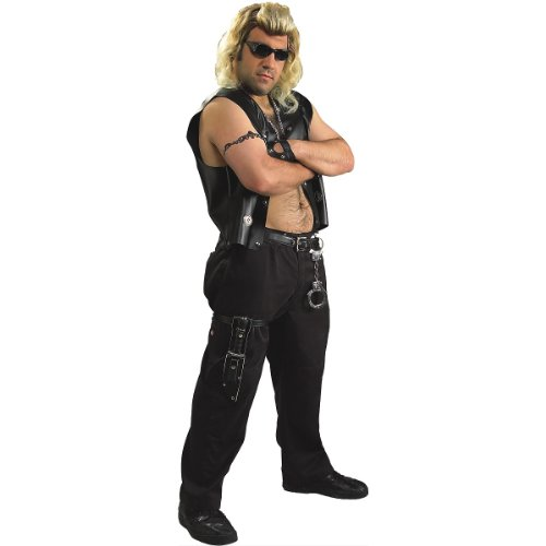 Dog The Bounty Hunter Halloween Costumes (Dog The Bounty Hunter Costume Adult)