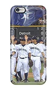 DanRobertse LfNqkYP154mFONk Protective Case For Iphone 6 Plus(seattle Mariners Sports ) hjbrhga1544