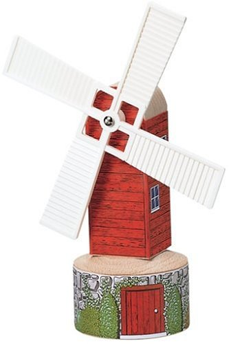 Thomas Amp Friends Wooden Railway Windmill Buy Online In
