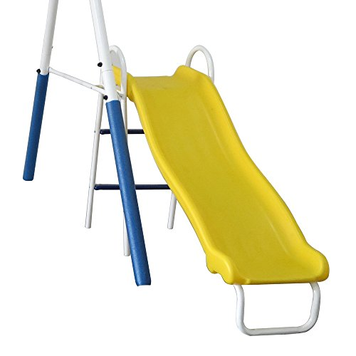 "XDP Recreation ""Blue Ridge Play"" Swing Set"
