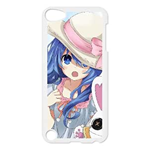 Date A Live 043 iPod Touch 5 Case funda blanca del teléfono celular Funda Cubierta EEECBCAAB01700