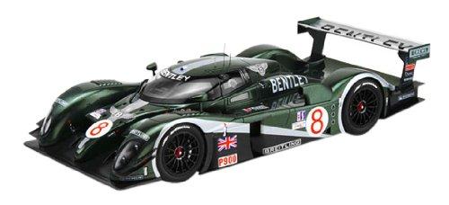 1/18 ベントレー スピード 8 #8 2003 セブリング12h 限定 500pcs TSM131811R