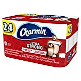 Charmin 2-Ply Bathroom Tissue, Ultra Strong, White, 71 Sheets Per...