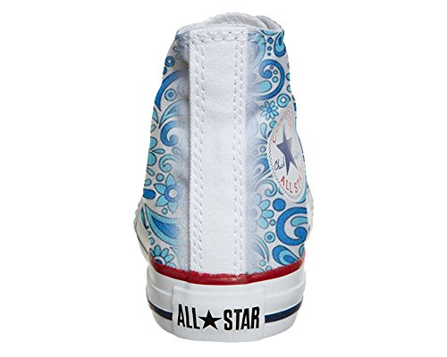 Zapatos Paisley Personalizados Converse Artesano Customized All Star Happy producto w8qWtUZPx7