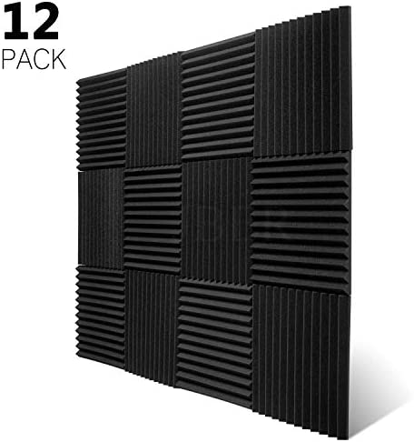 JBER Charcoal Acoustic Fireproof Soundproof product image